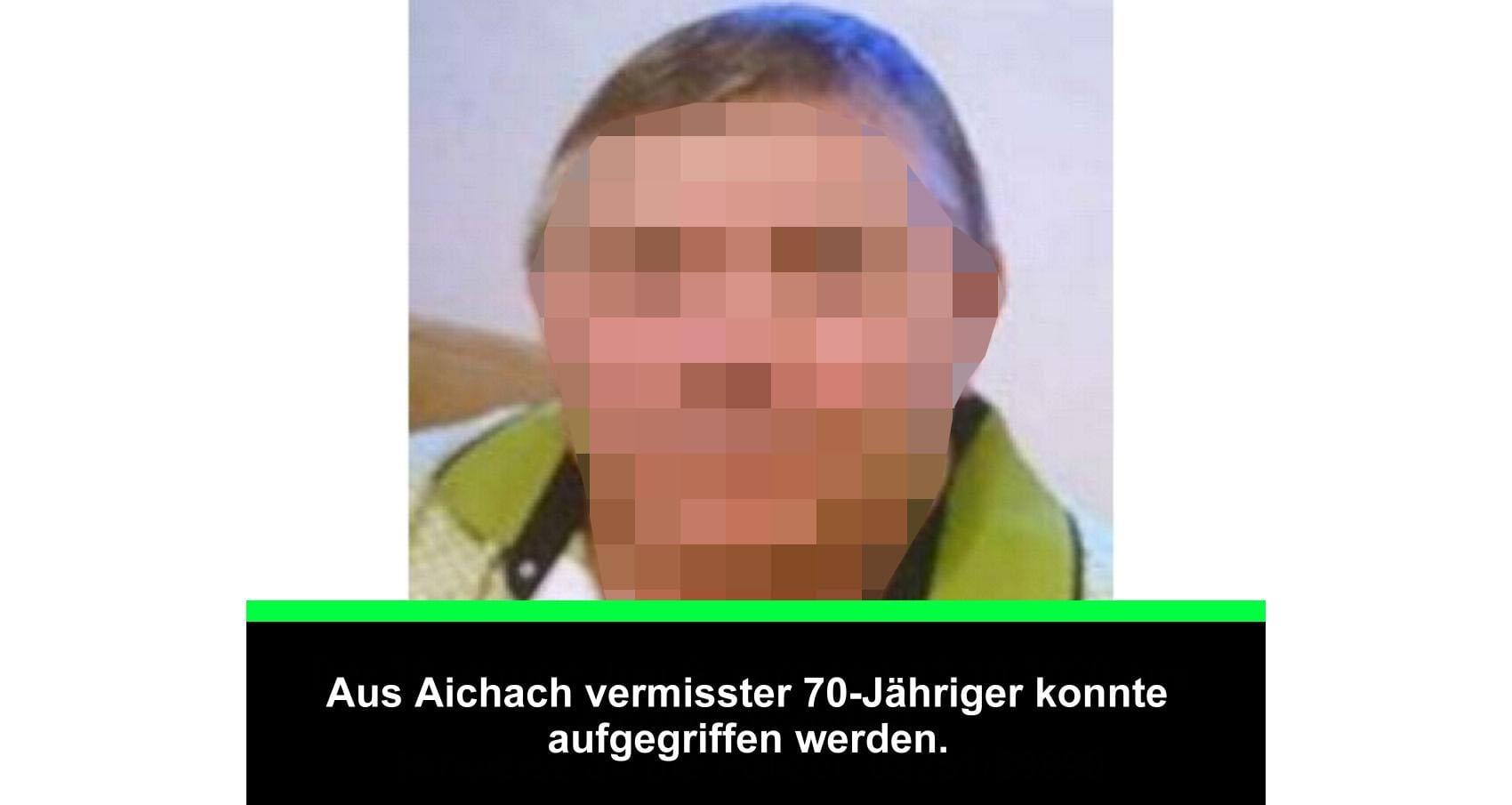 Vermisst Aichach