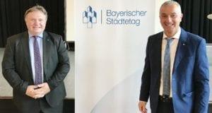Wiederwahl OB Jauernig Vorsitz Bezirksverband Schwaben Bayerischer Staedtetag.doc