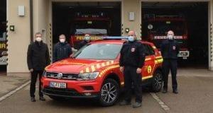 Kommandowagen Feuerwehr Ichenhausen 27112020 6