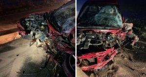 Verkehrsunfall Bobingen 28112020