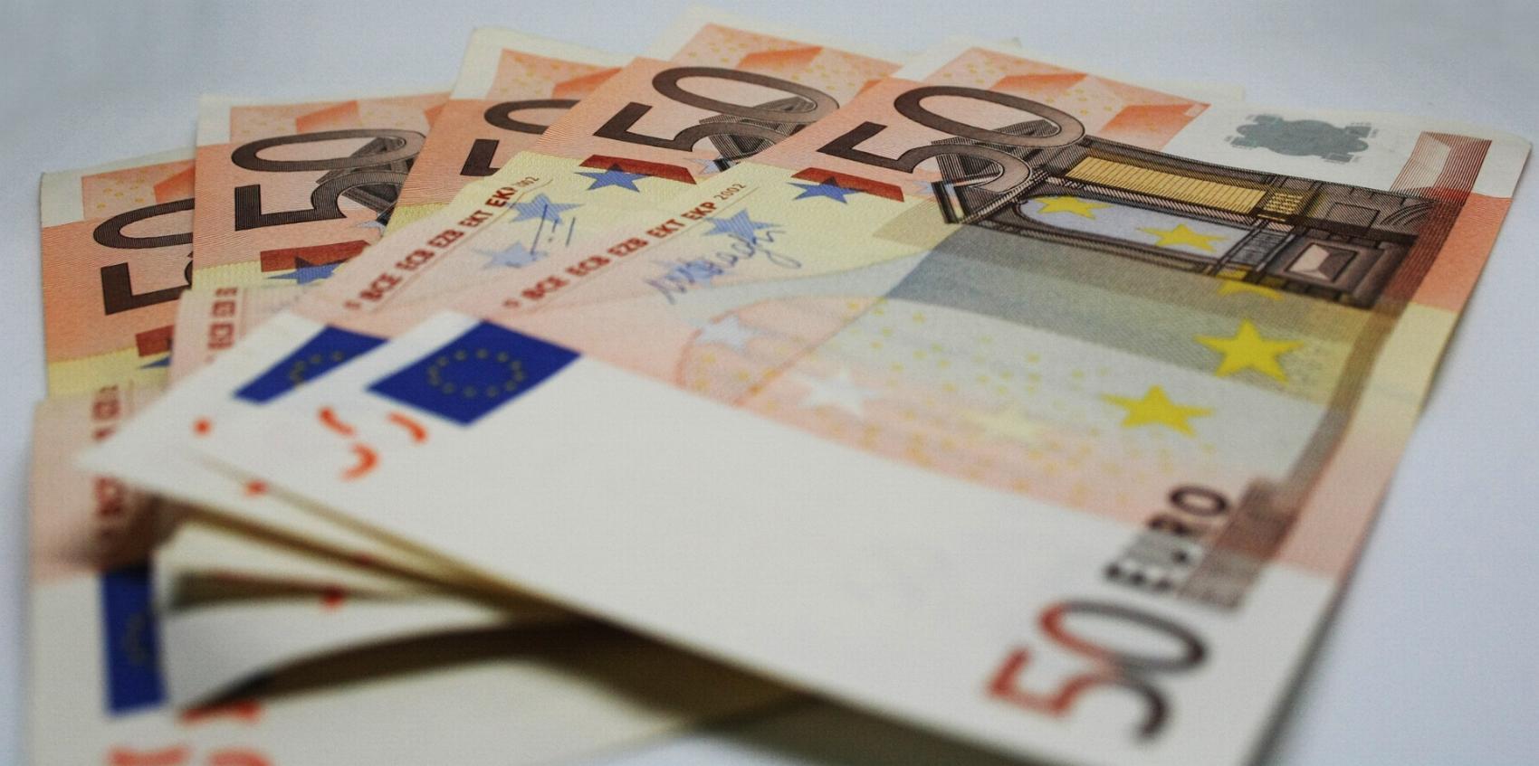 Geld Geldschein