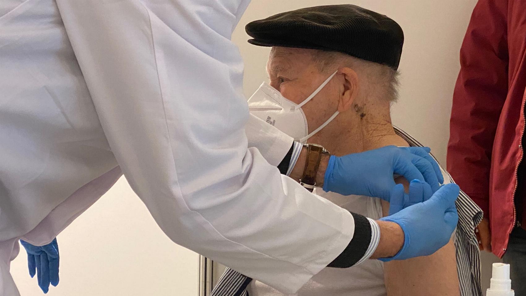 Impfung 99jaehriger weissenhorn