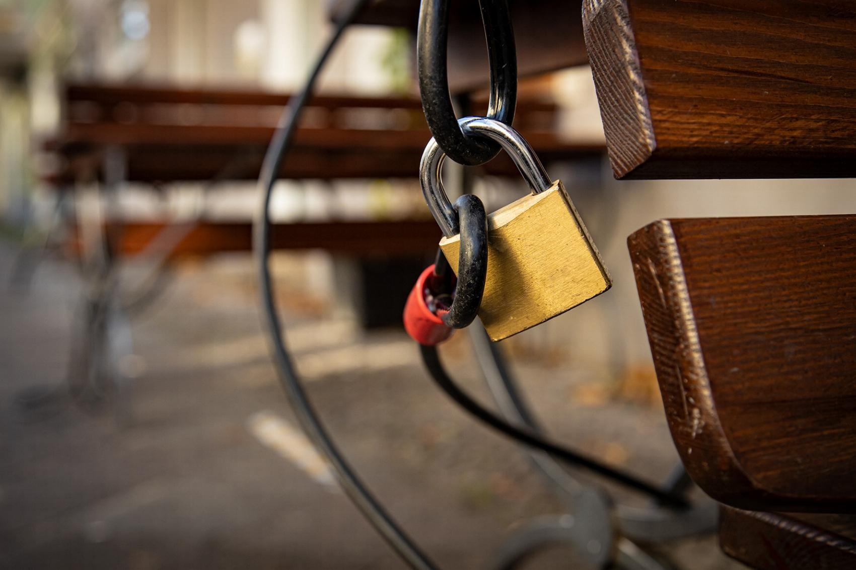 Lockdown im Gastgewerbe