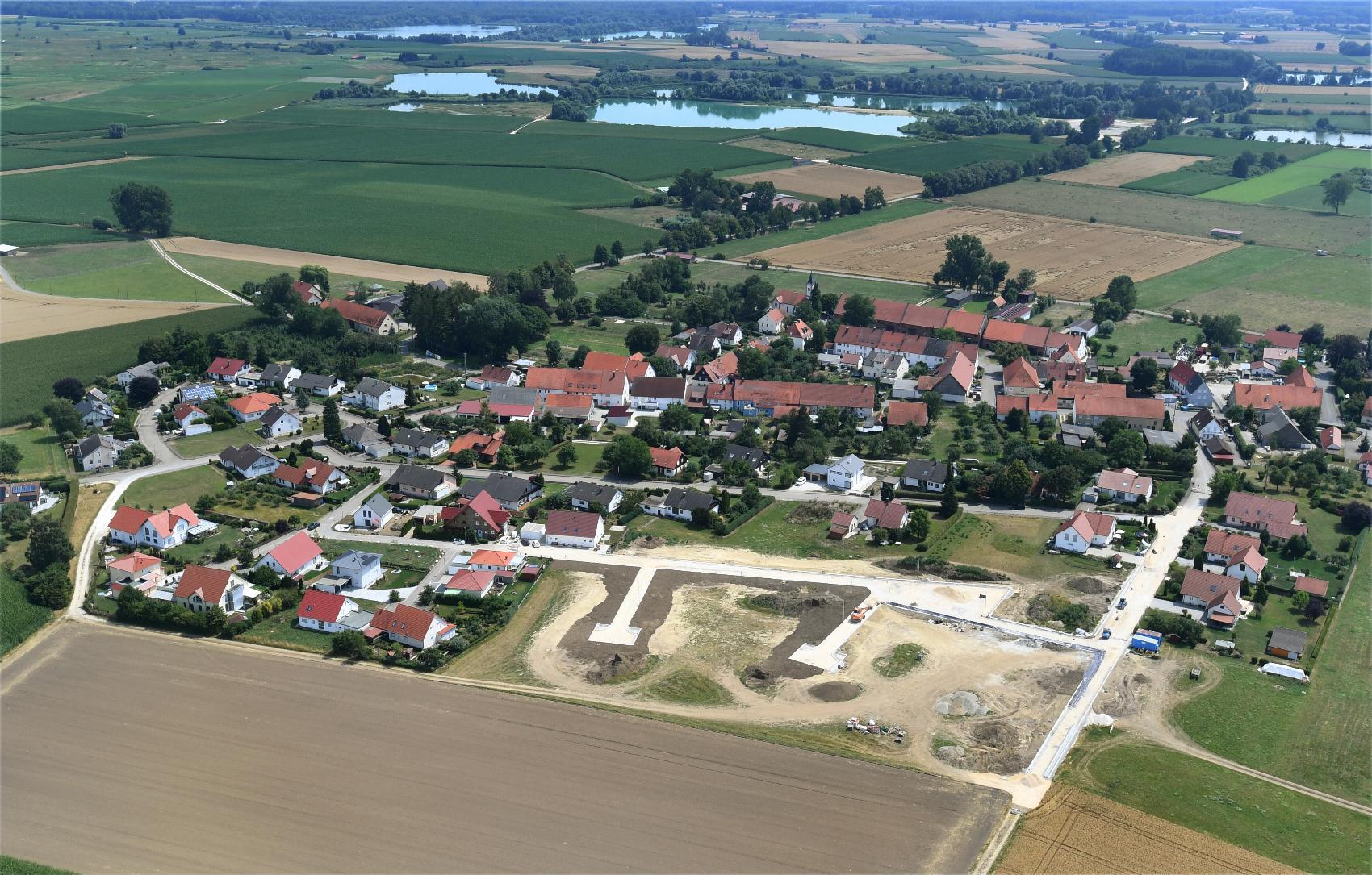 Neubaugebiet Riedhausen Bauabschnitt2 WolfgangHackel