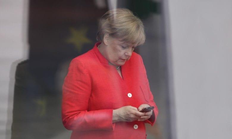 Angela Merkel dts