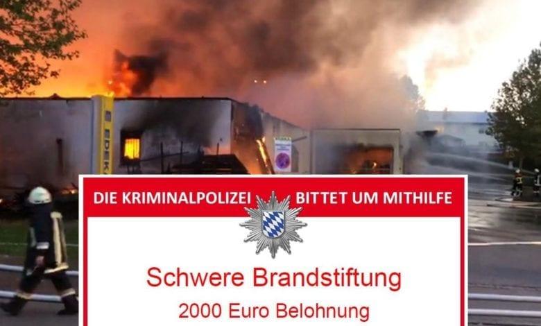 Brand-EDEKA-Hoechstaedt