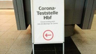 Corona Test dts