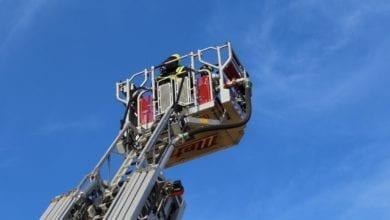 Drehleiter Feuerwehr