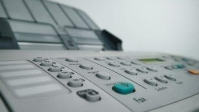 Drucker Fax
