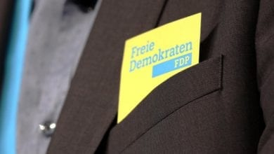 FDP Logo dts
