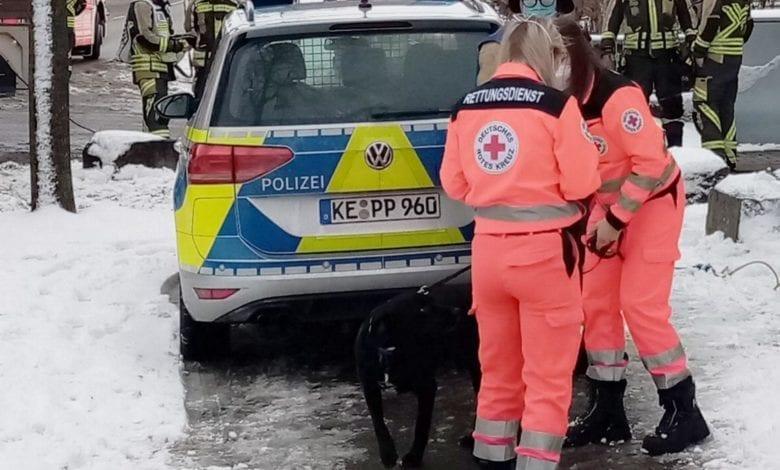 Hund gerettet Guenzburg Feuerwehr 26012021 1