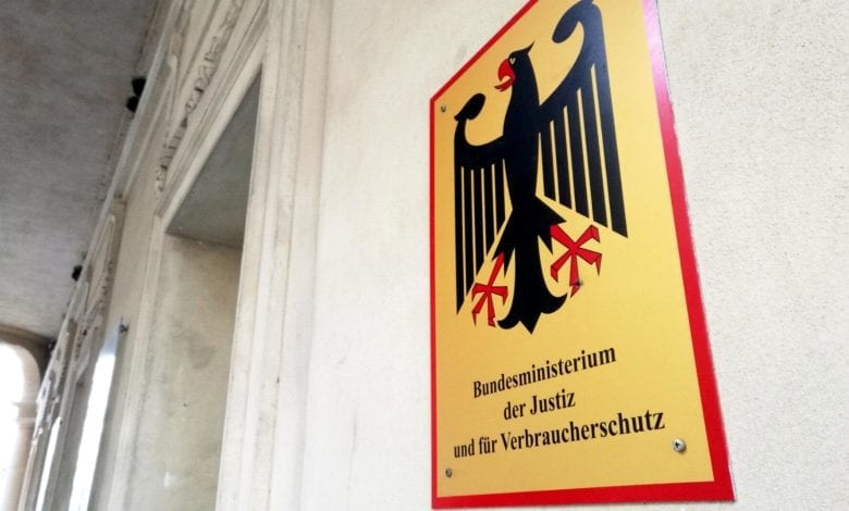 Justizministerium dts