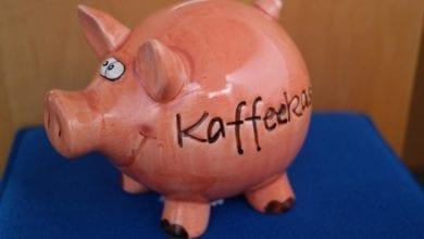 Kaffeekasse Schwein