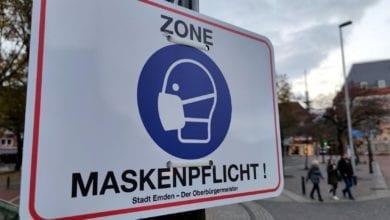Maskenpflicht dts