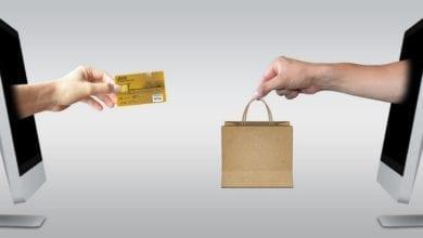 Online Einkauf Handel
