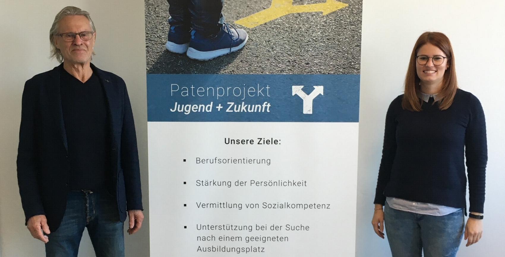 Patenprojekt Jugend und Zukunft Landratsamt Dillingen