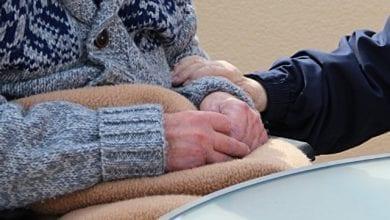 Pflege Schutz Hand