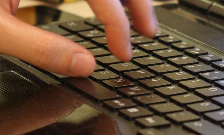 Tastatur Computer dts