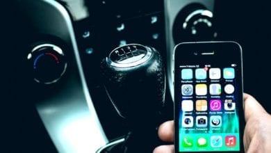 Telefon Handy Auto