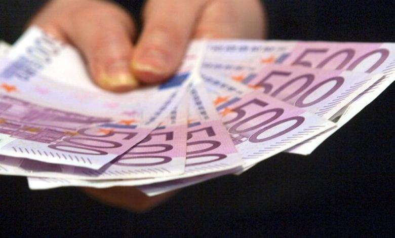 500-Euro-Geldscheine dts