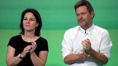 Annalena Baerbock und Robert Habeck dts