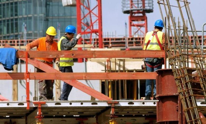 Bauarbeiter dts