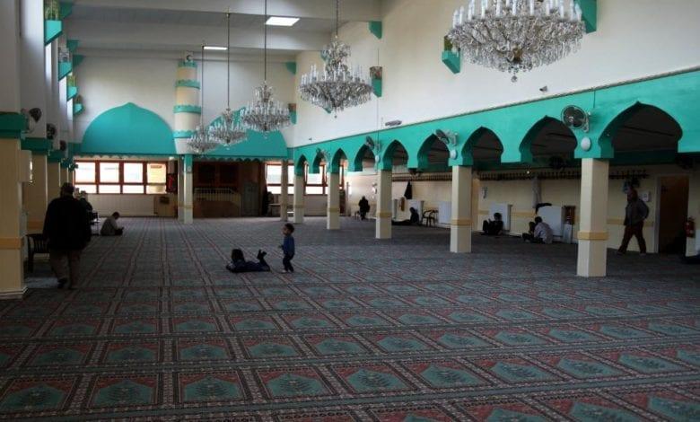 Berliner Moschee dts