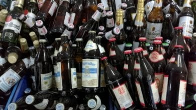 Bierflaschen dts