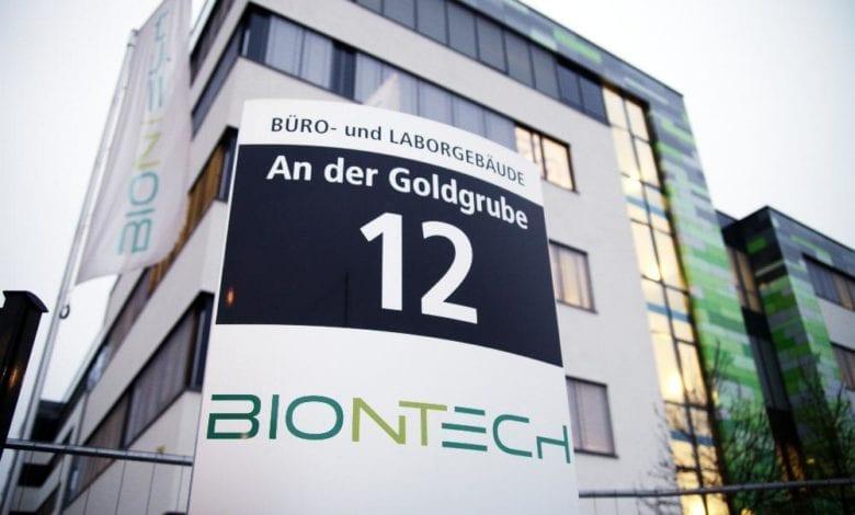 Biontech dts