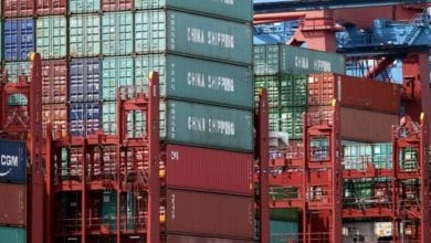 Containerhafen dts