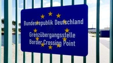 Deutsche Grenze dts