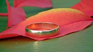 Ehering Goldring Ring
