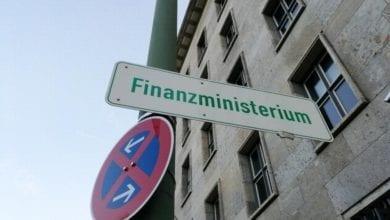 Finanzministerium dts