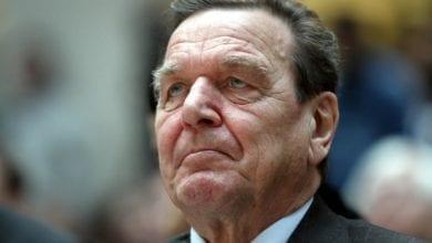 Gerhard Schröder dts