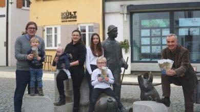 Guenzburg Familienkarte Neuauflage