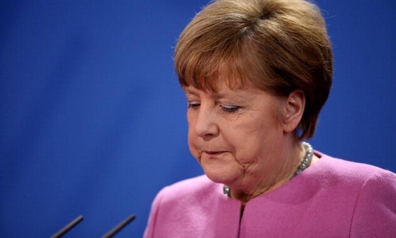 Kanzlerin Angela Merkel dts