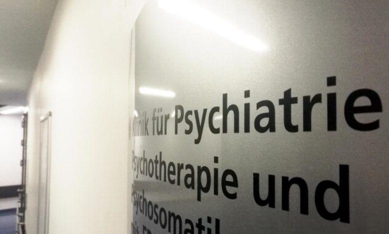 Klinik für Psychiatrie dts