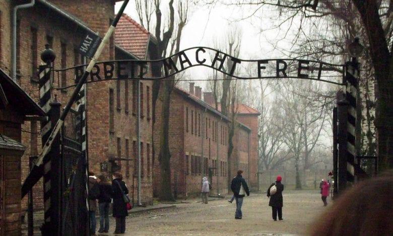 Konzentrationslager Auschwitz dts