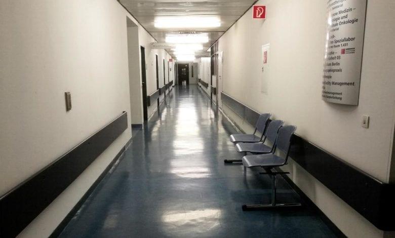 Krankenhausflur dts