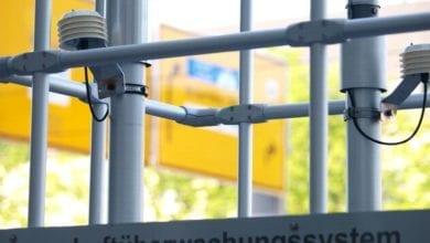 Luft-Messstation dts