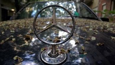 Mercedes-Stern dts