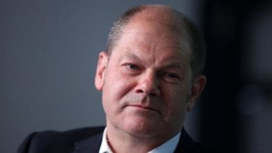 Olaf Scholz Finanzminister dts