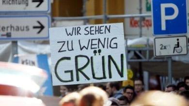 Protest von Fridays-For-Future dts