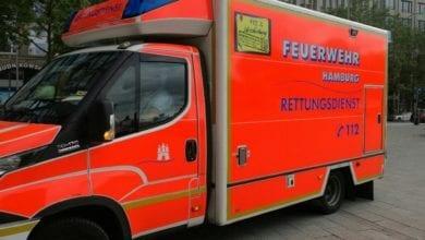 Rettungswagen in Hamburg dts