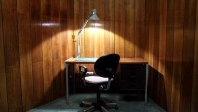 Schreibtisch Stuhl dts