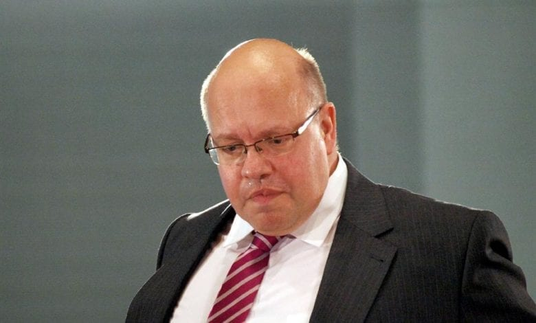 Wirtschaftsminister Peter Altmaier dts