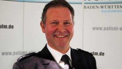 Polizei Norbert Lienert