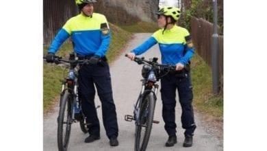 Raduniformen Polizei SWS