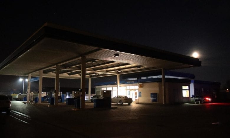 Raubueberfall Aral Tankstelle Leipheim 02032021 1