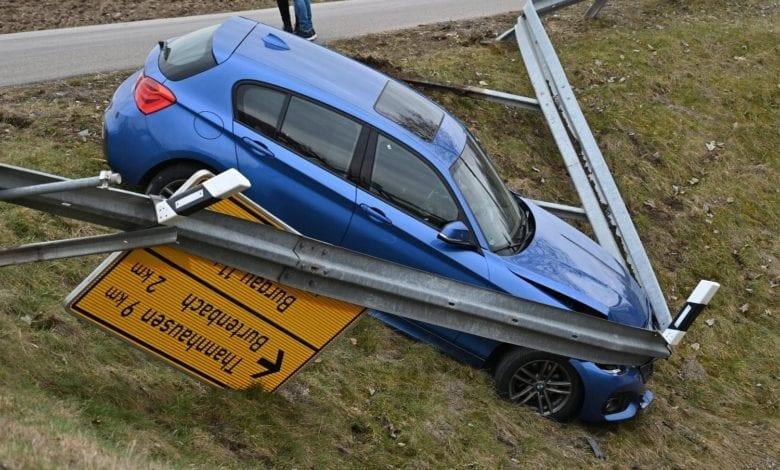 Unfall St2025 Eberstall 04032021 2
